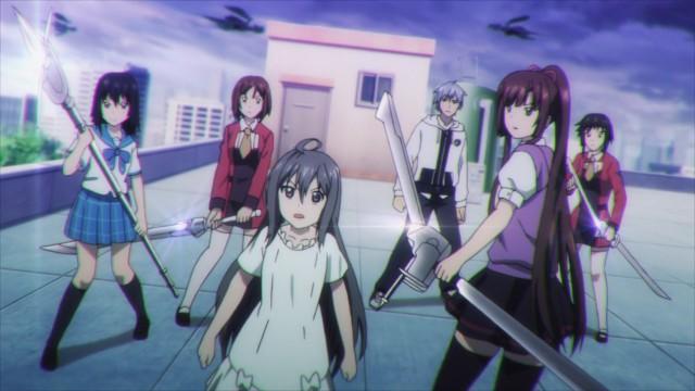 Strike the Blood III - 03